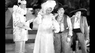 Three Stooges - Soup To Nuts vaudeville scene