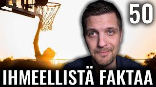 50 IHMEELLISTÄ FAKTAA MAAILMASTA #43