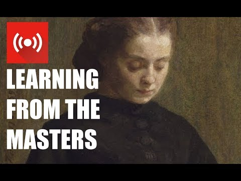 LEARNING FROM THE MASTERS - Portrait Composition Throughout the work of multiple Artists