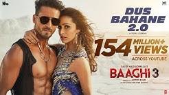 Baaghi 3: Dus Bahane 2.0 | Vishal & Shekhar FEAT. KK, Shaan & Tulsi Kumar | Tiger S, Shraddha K
