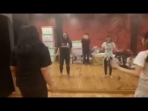 God's Mercy Dancer - Besar Di Dalamku (Choreo)