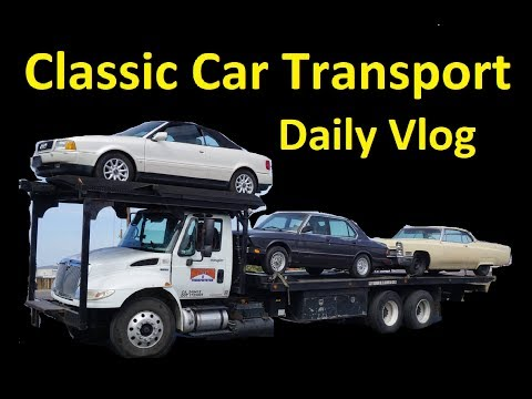 AUTO TRANSPORT ~ SHIPPING CARS DETAIL ~ DAILY VLOG ~ BACK TO RUSSIA