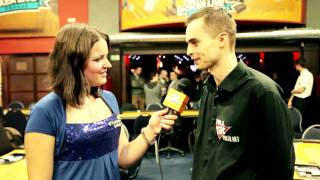 Betfair Poker Live! Prague — 2nd Day Main event. Martin Kabrhel
