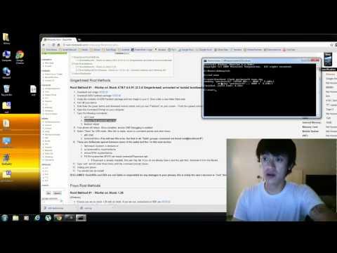 How to Root Motorola Atrix 4G Running Gingerbread 2.3.4