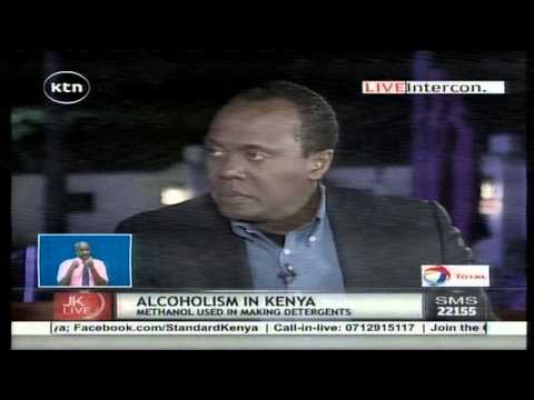 Jeff Koinange Live [Part 1] 17. 09. 2014 Fighting Alcoholism