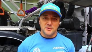 Astana Motorsport вышла на старт гонки в Испании