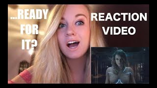 """Taylor Swift - """"...Ready For It?"""" (Official Music Video) REACTION"""