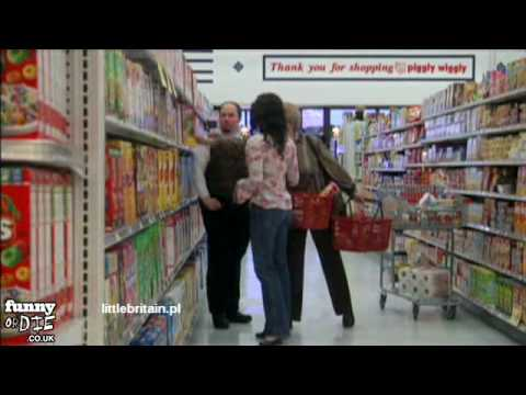 Little Britain USA - Bloopers