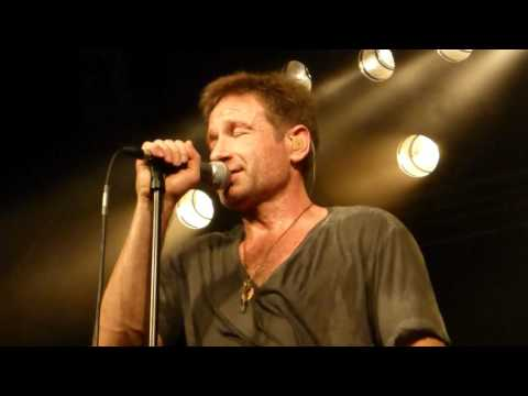 David Duchovny - Mo' live Cologne Live Music Hall 10.05.2016