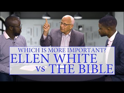 Ellen White vs The Bible w. Dr. George Knight | Biblios 14