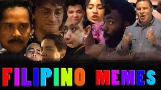 ULTIMATE FILIPINO MEMES COMPILATION V1