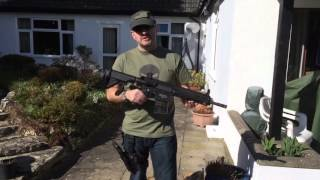 Umarex 417D 2016 with Mosfet test fire and review thanks to Sports Guns Cardigan