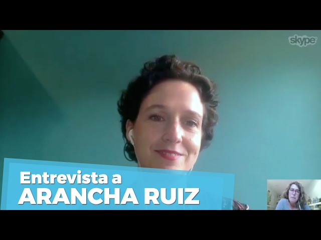 Adiós al miedo con... Arancha Ruiz