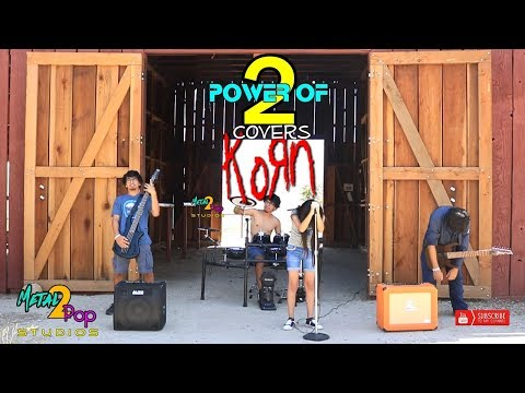 Robin - Watch the Awesome Kids from Power of 2 Cover Korn's Blind