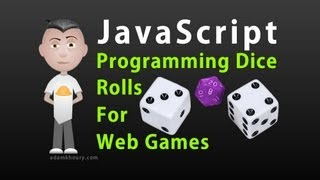 JavaScript Tutorial - Dice Roll Programming For Web Browser Games