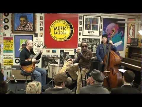 John Boutté @ Louisiana Music Factory 20th Anniversary Celebration 2012