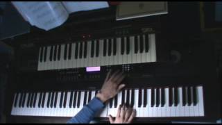 House of Ghosts (Lordi keyboard cover)