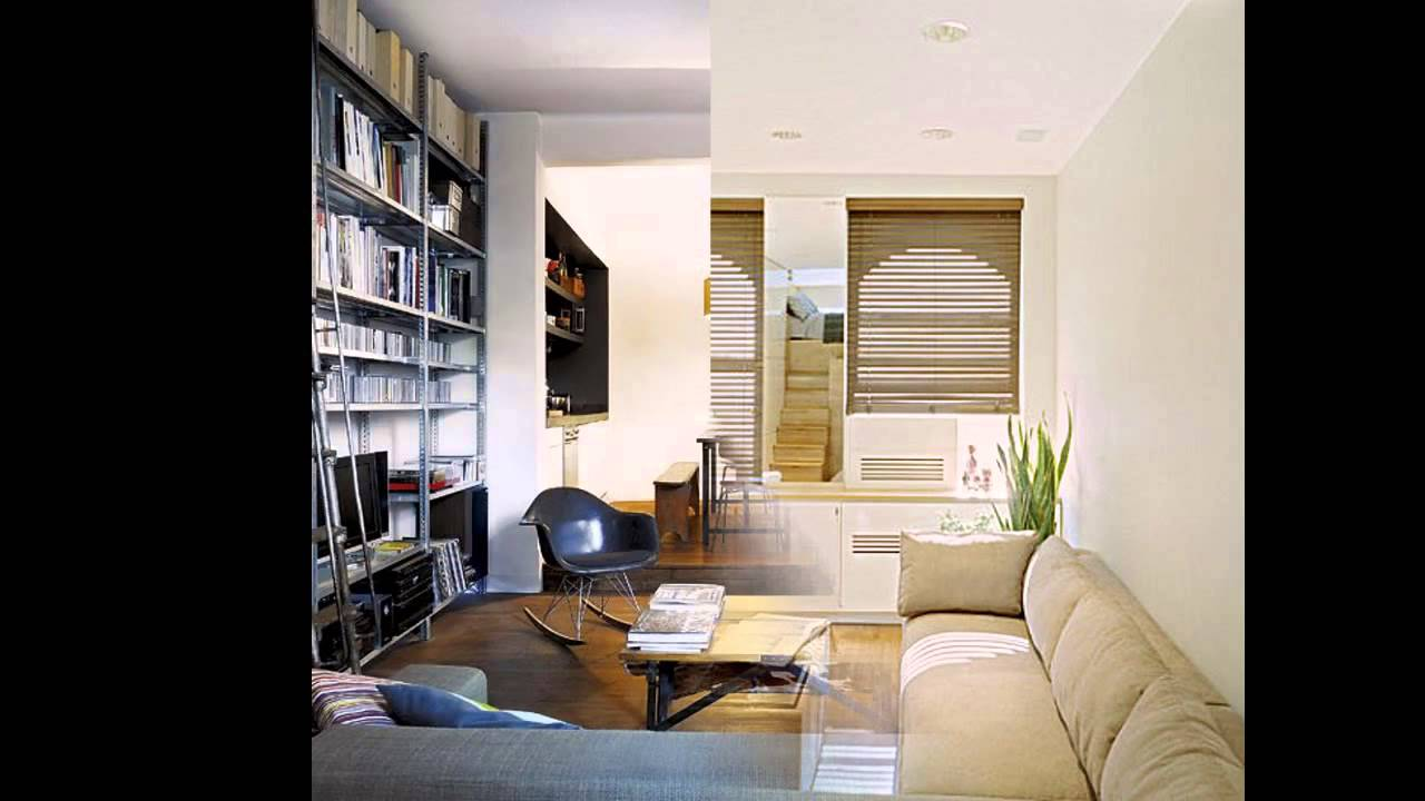 Creative Narrow Living Room Design Ideas Part 39