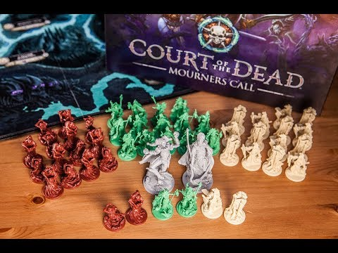 Court of the Dead Mourners Call Overview