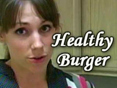 Healthy Hamburger Food Recipe - Nutrition By Natalie
