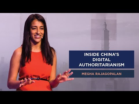 INSIDE CHINA'S DIGITAL AUTHORITARIANISM | MEGHA RAJAGOPALAN | 2018 OFF IN TAIWAN