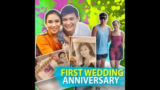 First wedding anniversary | KAMI | Matteo Guidicelli and Sarah Geronimo were touched