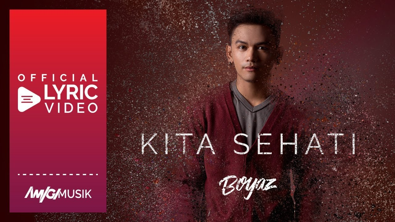 Boyaz Kita Sehati Official Video Lyric Youtube