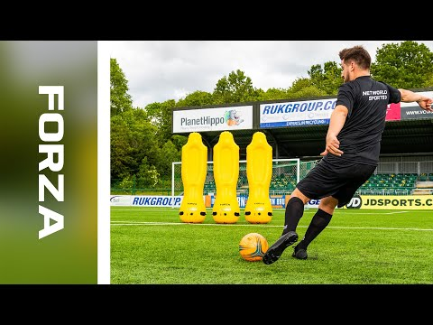 Football Training Air Mannequins | Free Kick Wall | FORZA