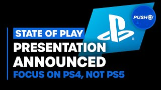 STATE OF PLAY (6th August) ANNOUNCED: No Big PS5 News