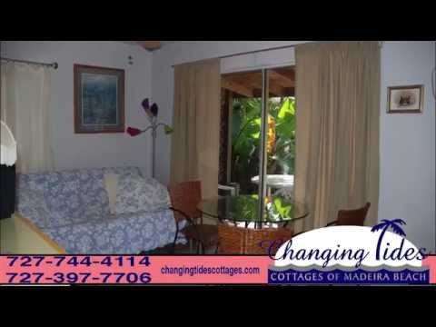 Changing Tides Cottages Of Madeira Beach | Pet-Friendly Resort Beside Gulf Beaches In Tampa, FL