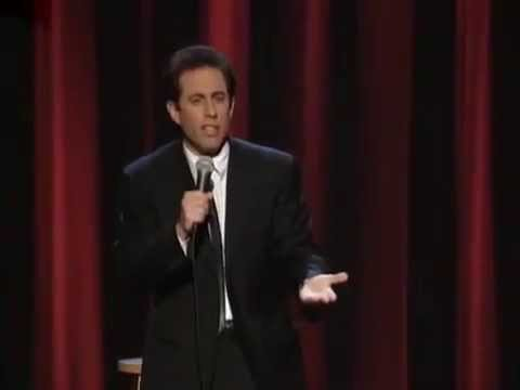 Jerry Seinfeld - I'm Telling You For The Last Time [NAPISY PL]
