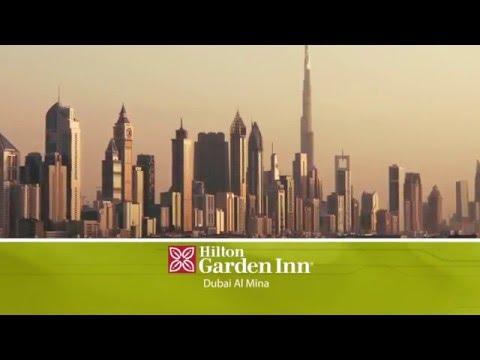 Hilton Garden Inn Dubai Al Mina.