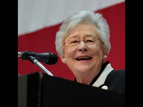 A former Alabama lawmaker suggested Alabama's Governor is a lesbian