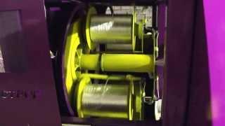 Обмотчик Оборудование для производства стеклопластиковой композитной арматуры(, 2014-03-13T11:46:28.000Z)
