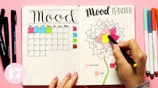 There are countless things you can track in your bullet journal, from how many movies you've watched to cups of water drank a day. one the...