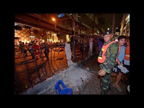 Analyst on Bangkok blast: Symbolic area targeted