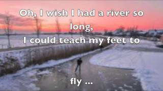 Sarah McLachlan - River (Karaoke Video)