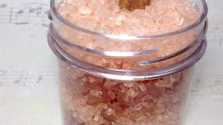 How To Make Orange And Cinnamon Bath Salts - Diy Beauty Tutorial - Guidecentral