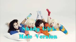 SISTAR - Shady Girl [Male Version]