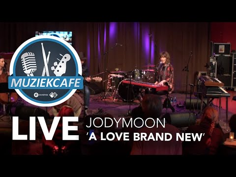 Jodymoon - 'A Love Brand New' live bij Muziekcafé Mp3