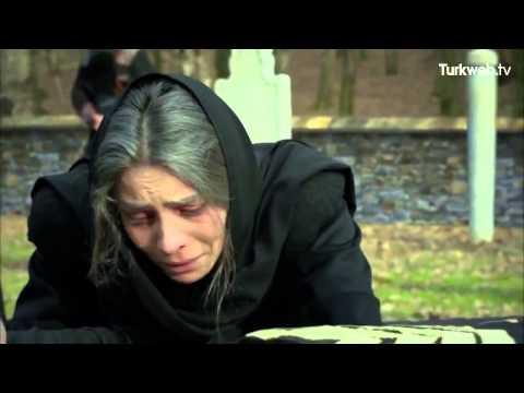 Kesedihan Mahidevran di pemakaman Mustafa Abad Kejayaan