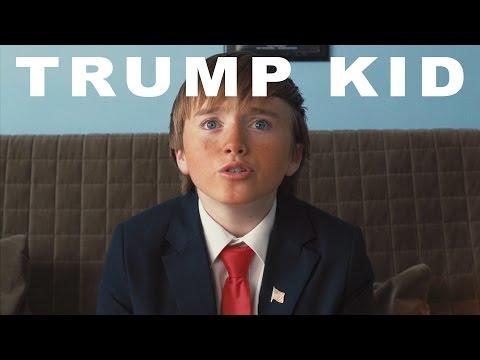 Trump Kid For President