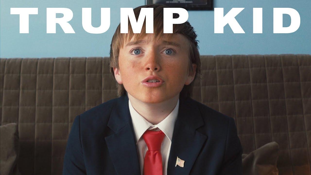 trump kid how tall