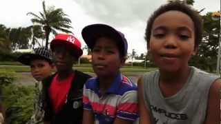Francis Nugent Timoun Lagwiyann (Enfants de Guyane)
