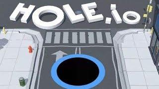Hole.io - Voodoo Walkthrough