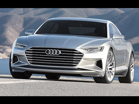 AUDI Prologue New Audi S8 2016 First Commercial Audi S Coupe Concept CARJAM TV 4K 2015