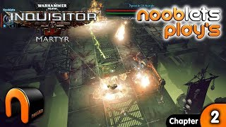 Warhammer 40k Inquisitor Martyr Gameplay 2 Nooblets Play