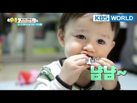 Download Youtube: William opened his eyes to the taste of chocolate XD[The Return of Superman/2018.03.18]