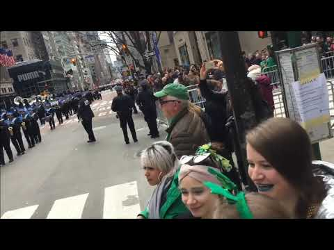 Sebastian River High School Marching Band, St. Patrick's Cathedral, NYC, 03/16/2019