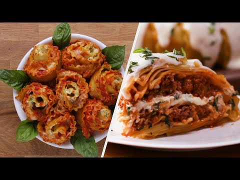 Lasagna 6 Ways • Tasty